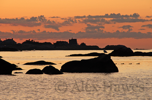 Lloyd S Beach Sakonnet Point Little Compton Rhode Island